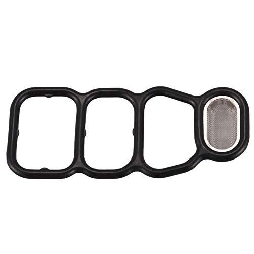 MAMINGGANG MmGang®. Motorvariable Timing-Spulenventilfilter Fit für HON/DA Accord Odyssey 15826-RDV-J01 (Color : Black)