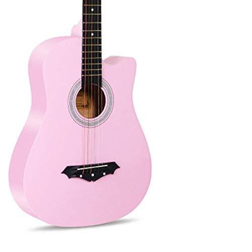 North King - Guitarra acústica para Principiantes (38 Pulgadas), B