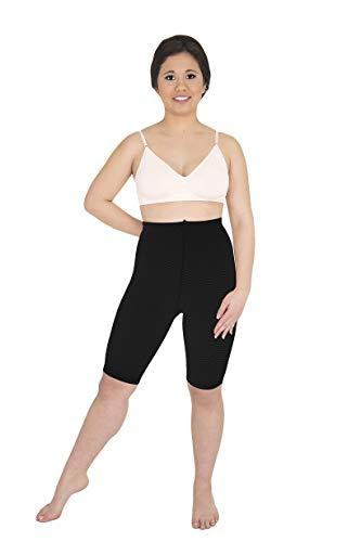 Solidea Silver Wave Strong Pantaloncini Anti Cellulite black 2-M