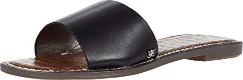 Sam Edelman Genesis Black Atanado Leather 7.5 M