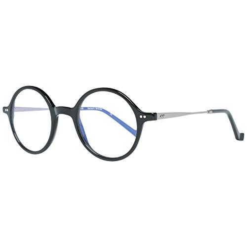 Hackett London Herren HEB2080145 Brillengestelle, Schwarz (Negro), 45.0