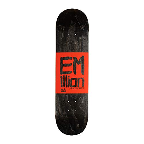 Emillion Skateboard Deck Roots 8.375