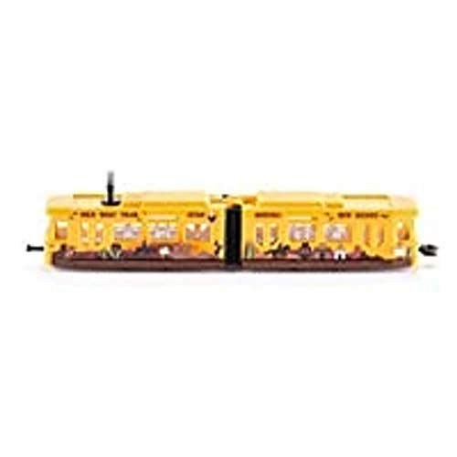 Siku 1615, Straßenbahn, Metall/Kunststoff, Sortierte Farbe, Spielzeug für Kinder