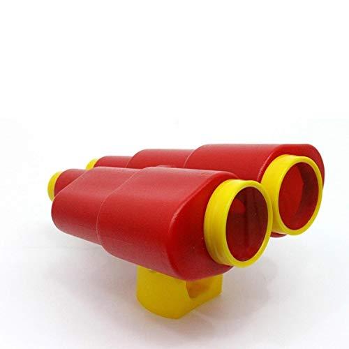 GK Fernglas XL für Spielanlagen & Spieltürme, rot