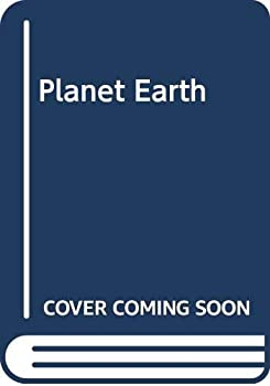 Hardcover Planet Earth Book