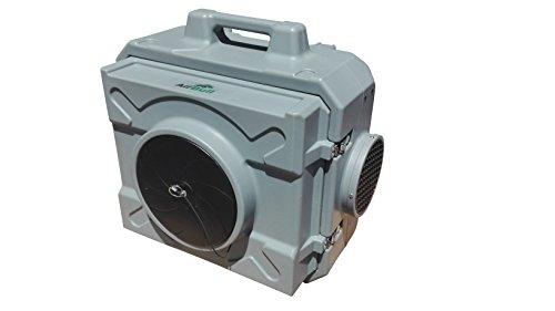 AirBull BL-850 Bau-Luftreiniger - das tragbare Filter-System für den flexiblen Einsatz auf Baustellen