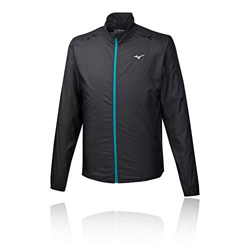 Mizuno Hineri Pouch Jacket | Black-XL
