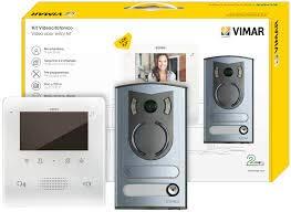 7559/M - Kit de videoportero mono/bifamiliar