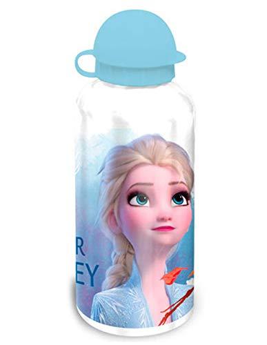 Kid Licensing Diseños Cantimploras Frozen, Juventud Unisex, Multicolor, Talla Única