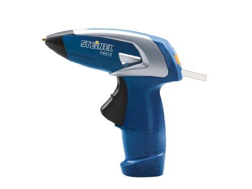 Steinel 334208 Pistola per Colla a Caldo Neo2, Blu
