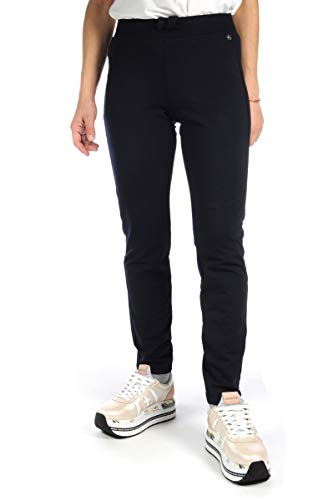 DEHA ABBIGLIAMENTO Pantalone Tuta Pantalone in Felpa Donna Blu B24735 L