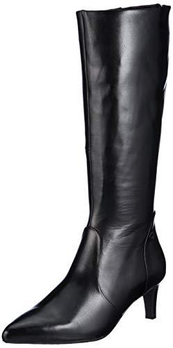 Gerry Weber Shoes Damen Palma 07 Hohe Stiefel, Schwarz (Schwarz Mi820 100), 38 EU