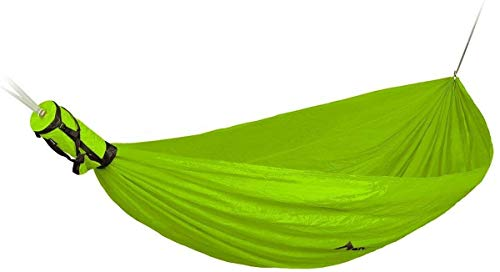 Sea to Summit Pro Hammock Set Double Size 3.0 x 1.9 m Lime