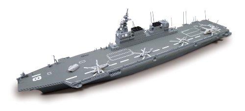 青島文化教材社 1/700 ウォーターラインシリーズ ヘリコプター搭載護衛艦ひゅうが 離島防衛作戦
