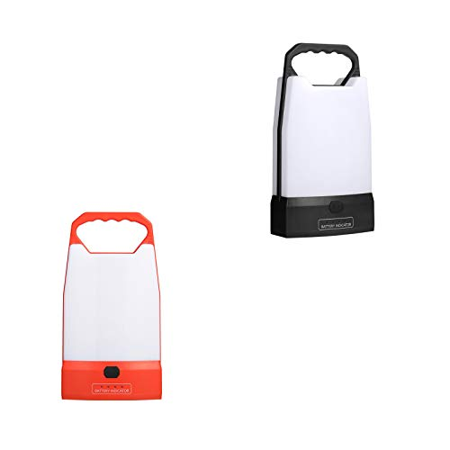 ASDSDF Multi-function LED Camping Lamp, Portable Camping Lantern,USB Rechargeable, Waterproof Power Bank, Durable Lamp for Outdoor Search, Hiking, Fishing, Power Cuts and M R+B