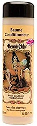 Henné Color Henna Pflegekurbalsam