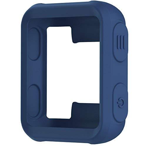 iFeeker Garmin Forerunner 35 GPS Laufuhr Ersatz Band Cover Schutzhülle, Weiche Silikon Stoßfest & bruchsicher Sleeve Sleeve Cover Schutzhülle Tasche für Garmin Forerunner 35 GPS-Laufuhr