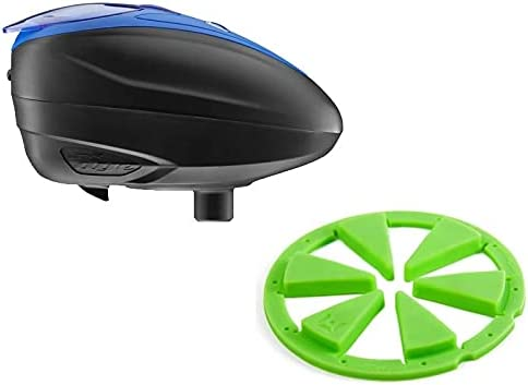 Dye Direct stock discount LT-R Max 69% OFF Electronic Paintball Loader Exalt Feedgate Blue with -