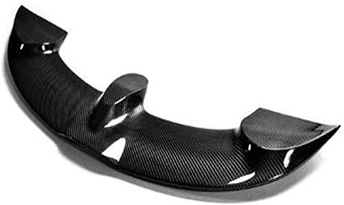 Lyclyb Alerón Trasero de Coche de Fibra de Carbon para BMW Mini Cooper S F55 F56 2013-2018, Cola Lip Spoiler Techo ala AleróN Auto Accesorios Decorativos