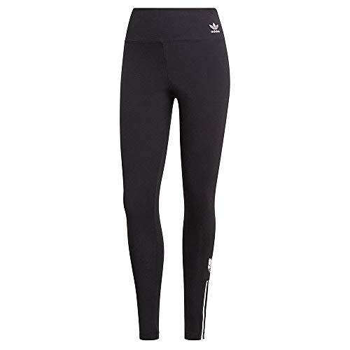 adidas GT8461 HW Tights Leggings Donna Black 40
