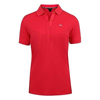 Kjus technisches Poloshirt für