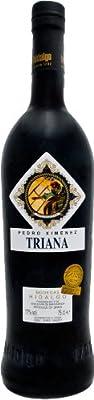 Hidalgo Triana PX Pedro Ximenez Sherry 50cl from The General Wine Company