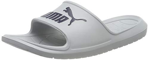 PUMA Divecat v2, Zapatos de Playa y Piscina Unisex Adulto , Amarillo ( High Rise-Peacoat ) , 47 EU