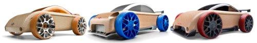 Automoblox Mini S9-R/C9-R/C9-S Vehicle (3-Pack)