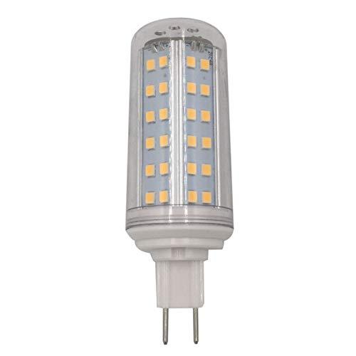 WFBD-CN LED lichten Cubierta Transparente Corn luz G8.5 LED G8.5 10W Alternativamente CDM-TC 100W 85-265V (Size : Warm White3000K)