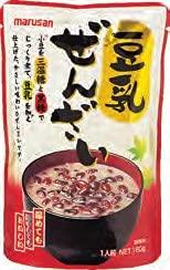 マルサンアイ 豆乳ぜんざい 160g 12個