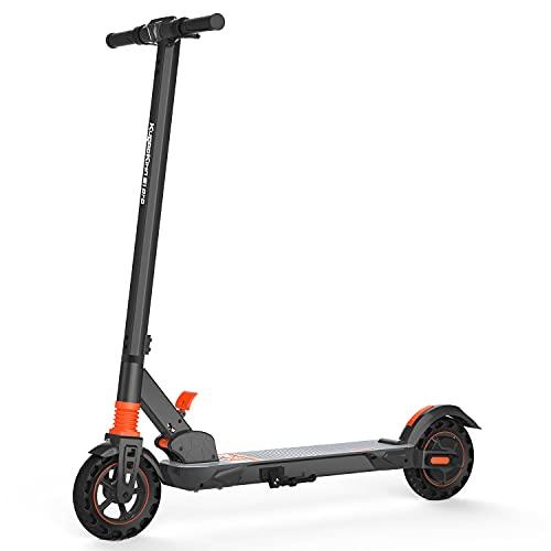 Patinete Electrico Adulto 350W Motor, 25 Km Patinete Electrico Plegable Largo Alcance, 8 Pulgadas Neumáticos Panal, 30 Km / h Scooter Electrico, 3 Modos Ajuste Velocidad, Kirin s1 Pro