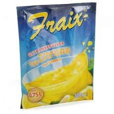 Fraix Getränkepulver Zitrone, 25er Pack (25 x 100g)