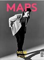 韓国雑誌 MAPS(マップス) 2020年 4月号 (GOT7のJB表紙選択/DAWN、Ash Island、SOLE、イ・ヨルム、DONGKIZ記事) ★★Kstargate限定★★