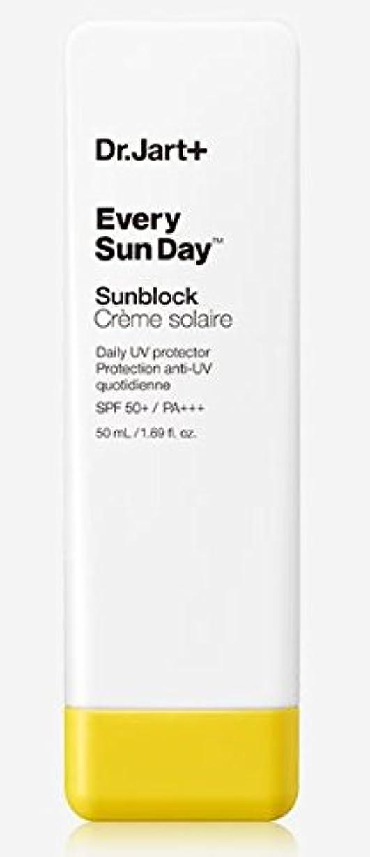 階下郵便番号再集計[Dr.Jart+] Every Sun Day Sunblock 50ml/エブリサンデー サンブロッククリーム 50ml/SPF50+/PA+++ [並行輸入品]