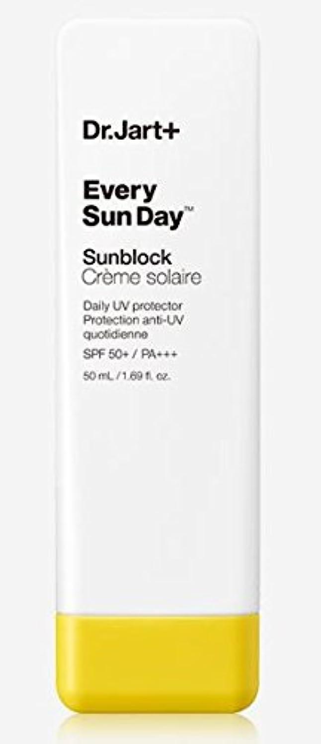 施しを除く同行[Dr.Jart+] Every Sun Day Sunblock 50ml/エブリサンデー サンブロッククリーム 50ml/SPF50+/PA+++ [並行輸入品]