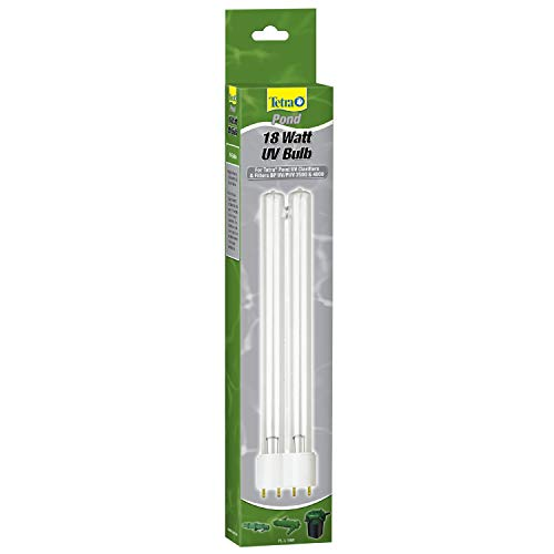TetraPond Replacement Bulb for GreenFree UV Clarifier, for Clean and Clear...