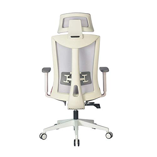 INNOWIN® Henry High Back Breathable Mesh Office Chair (White)