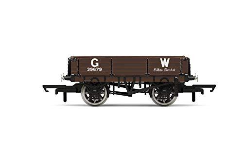 Hornby R6943 GWR, 3 Plank Wagon, GW 39679 - Era 2/3 Rolling Stock