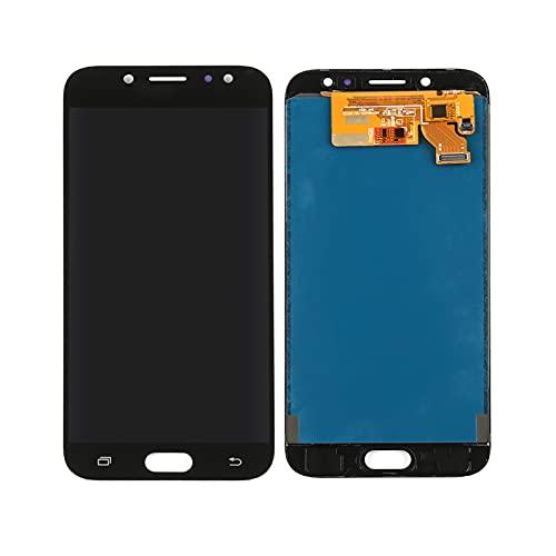 Newwiee 5,5 `` LCD Fit for Samsung Galaxy J730 / J7 Pro Pantalla Pantallas táctiles Montaje del digitalizador Apto para Samsung Pantalla LCD de teléfonos móviles Pantalla(Color:Black)