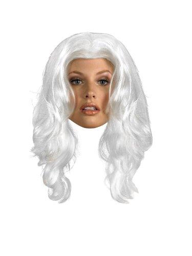 Cesar - 14660 - Déguisement - Perruque Spirit - Blanc