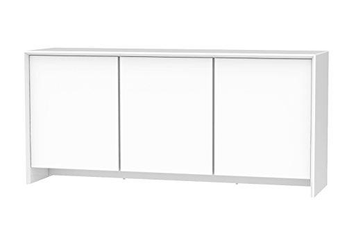 TENZO Sideboard, Weiß