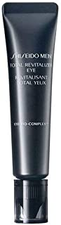 Shiseido Total Revitalizer Eye Cream for Men, 0.53 oz