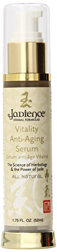 Jadience Vitality Hyaluronic Acid Anti Aging Serum For Wrinkles & Smooth Facial Fine Lines | 1.75 Oz Brighten & Revitalize Skin & Face Tone | Intense Hydration + Moisture Paraben-free