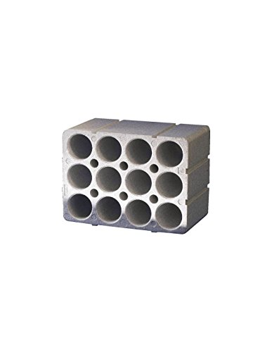 Casier bouteilles 12 places polystyrene