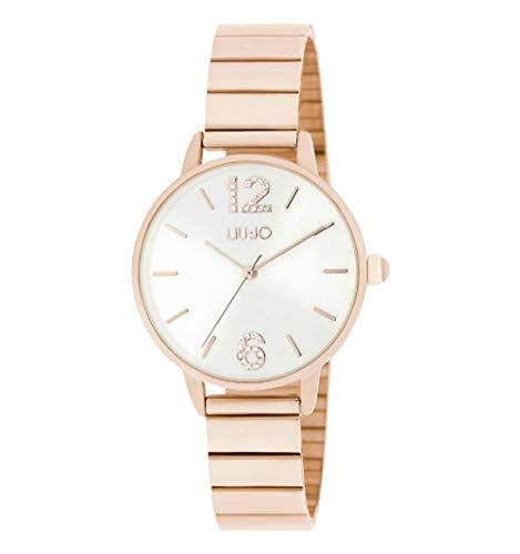 Liujo Gleam TLJ1759 - Reloj solo hora para mujer