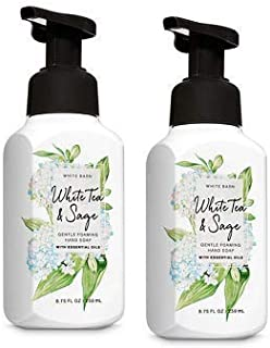 Best white tea and sage bath and body works Reviews