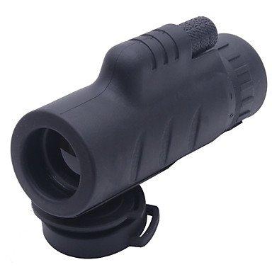 WYFC 8X 32 mm Monoculaire BaK4 Générique / Coffret de Transport / Porro Prism / Militaire / Haute Définition / Télescope / Tactique 6° 5m