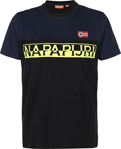Napapijri T Shirt Saras Black