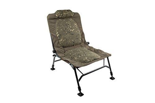 Nash Indulgence Recliner Big Daddy LS T9723 Stuhl Chair Karpfenstuhl Angelstuhl