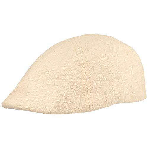 Herren Schiebermütze | Flatcap | Schirmmütze aus Baumwolle - Mehrteilig mit...